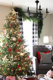 2015 christmas home tour part 1 hymns and verses
