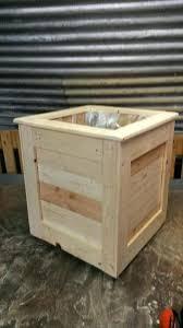 Wooden Planter Box Plans by Diy Wood Flower Garden Box Google Search Planter Box Plansraised