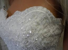 wedding dress material brides choice redesigned wedding gowns