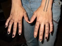 tribal finger tattoos designs 25 finger tattoos design ideas for
