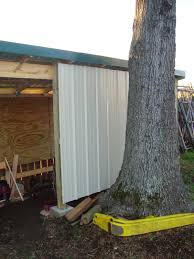 brotherwood backyard shed part 2