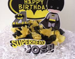 batman cake toppers batman cake topper etsy