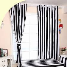 Black And White Striped Curtains Black And White Striped Curtains Black And White Striped Bedroom