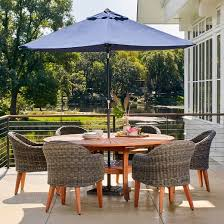 Outdoor Patio Dining Sets With Umbrella Patio Dining Sets Target