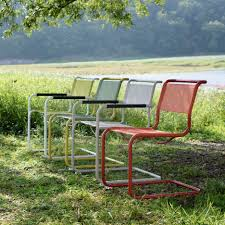 Green Outdoor Chairs Outdoor Furniture New All Weather Classics From Thonet Gardenista