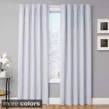 Pinch Pleat Drapes 96 Inches Long 96 Inches Pinch Pleat Curtains U0026 Drapes Shop The Best Deals For
