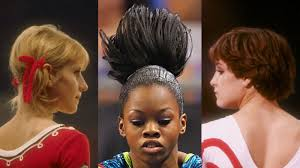 gymnastics picture hair style olympic gymnast hair an appreciation