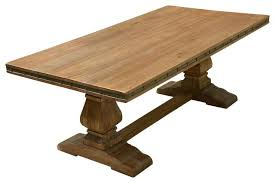 dining table base wood contemporary wood table bases impressive contemporary decoration