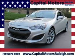 2013 hyundai genesis 2 0t for sale used hyundai genesis coupe for sale in raleigh nc 15 used