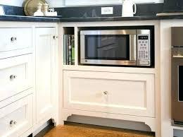 Kitchen Cabinets Storage Solutions Kitchen Microwave Cabinet Microwave Storage Solutions Kitchen
