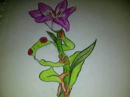 tree frog design by evileyesonme on deviantart