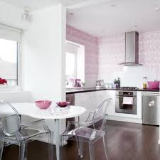 pink kitchen ideas stylish pink kitchen decor image pictures photos high