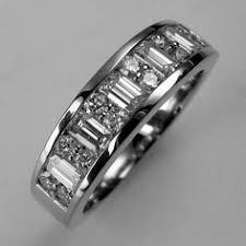 detroit wedding bands handsome engagement and wedding bands from a jaffe for grooms and