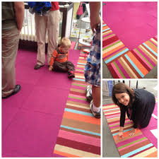 Carpet Squares Rug Creating A Custom Rug With Stylish Flor Carpet Tiles Savvy Sassy