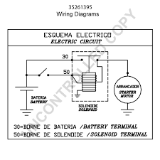 35261395 starter motor product details prestolite leece neville