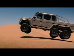 mercedes 6x6 truck mercedes g63 amg 6x6 review top gear series 21
