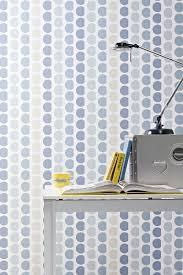 tapisserie salle a manger papier peint géométrique la tendance qui conquit nos intérieurs