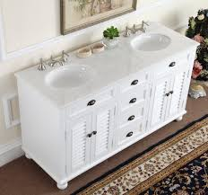 Cottage Style Vanity Brilliant Cottage Style Bathroom Vanity With American Standard