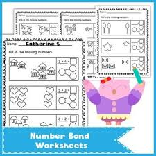 the 25 best number bonds worksheets ideas on pinterest number