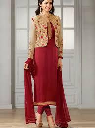 design of jacket suit salwar suit with jacket buy latest designer jacket style salwar