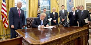 list of executive actions by donald trump wikipedia