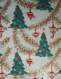large rolls of christmas wrapping paper vtg big roll dept store gift wrap wrapping paper christmas trees