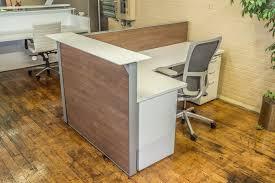 Arnold Reception Desks by Haworth Reception Desk U2022 Peartree Office Furniture