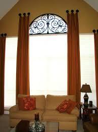 Arch Window Curtains Custom Blinds 8 Solutions For Tricky Windows Bob Vila Arch Window