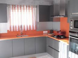 cuisine couleur orange couleur de cuisine best of couleur cuisine orange gris s de design