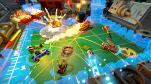 micro machines world series ps4 games playstation