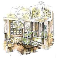 Interior Sketch by 273 Best Sketch Images On Pinterest Architectural Sketches