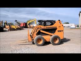 1999 case 95xt skid steer for sale sold at auction may 28 2015