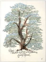 family tree artwork for rooms scouts