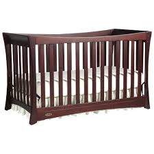 Baby Caché Heritage Lifetime Convertible Crib Top Panel Convertible Crib Espresso Baby Cache Heritage Carum