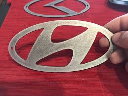 hyundai kia logo kia hyundai hood props and face plates u2013 the kdm store
