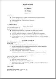 sample social work resume doc 8001035 resume format for social worker best social worker sample social worker resume examples resumes certified resume format for social worker
