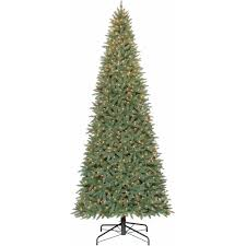 walmart artificial trees white pre lit tree