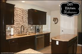 Kitchen Without Cabinets How To Stain Kitchen Cabinets Without Sanding Awesome To Do 28 Oak