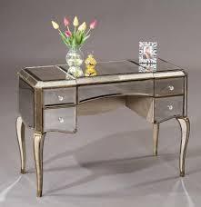 Mirror Vanity Furniture Adding Shine With Mirrored Furniture