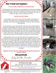 welcome to pet rescue by judy