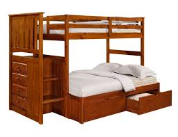 Best Bunk Beds Houston Images On Pinterest  Beds Full - Wooden bunk beds with drawers