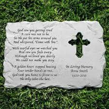 the broken chain verse memorial garden stone 44 99 the broken