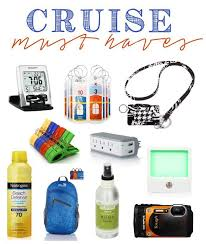 10 Must Essentials For A by Top 10 Cruise Essentials Where To Now