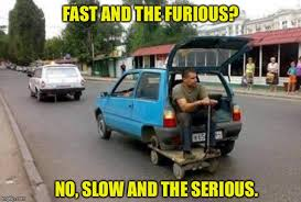 Car Accident Meme - eastern european car modders do things a bit different imgflip