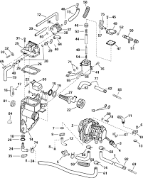 johnson fuel components parts for 2002 115hp j115vlsnf outboard motor
