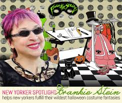 Frankie Halloween Costume Spotlight Frankie Stein Helps Yorkers Fulfill Wildest