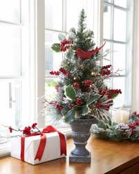 beautiful tabletop christmas trees decorating ideas u0026 designs