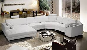 Tufted Leather Sofa Set by Canon Sectional Sofa From Opulent Items Ihso00716