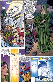 could the forces of apokolips composite destroy current marvel