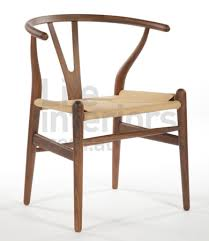 Ideas For Wishbone Chair Replica Design Replica Ch24 Hans Wegner U0027wishbone U0027 Chair Premium Walnut